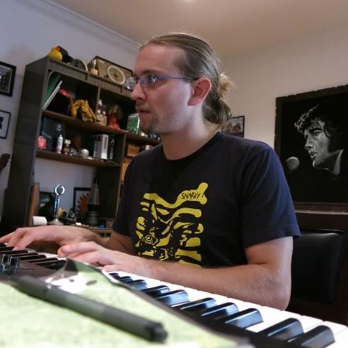 Rockademix contributor Chris Norton.