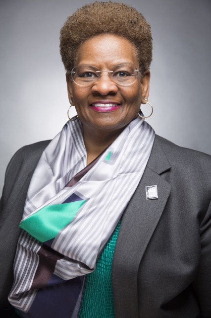 Rockademix Welcomes Kathy C. Harris, Chief of Staff at Thurgood Marshall College Fund